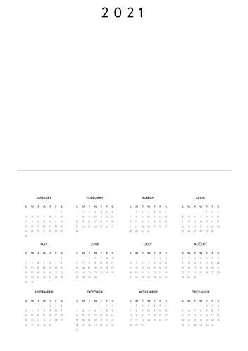 Make Your Own Photo Calendar Free 2020 Bags Of Love