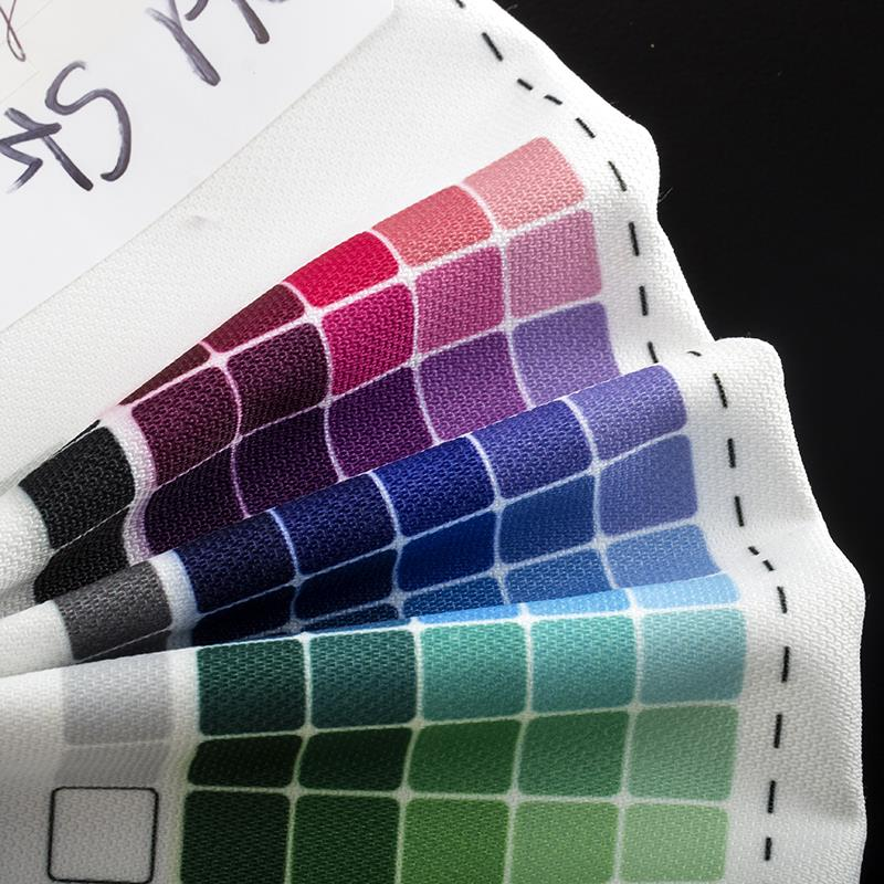 Brushed Fabric Printing Design Your Own Brushed Polyester Fabric