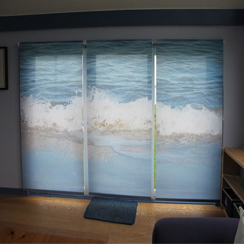 Custom Blinds Printed For Your Window Custom Roller
