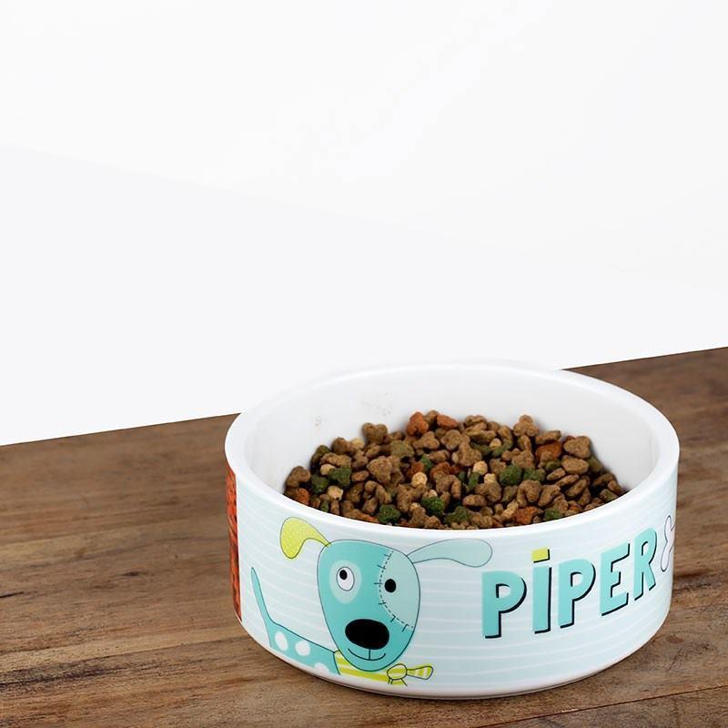 Personalized Pet Bowl Us Design A Custom Pet Bowl