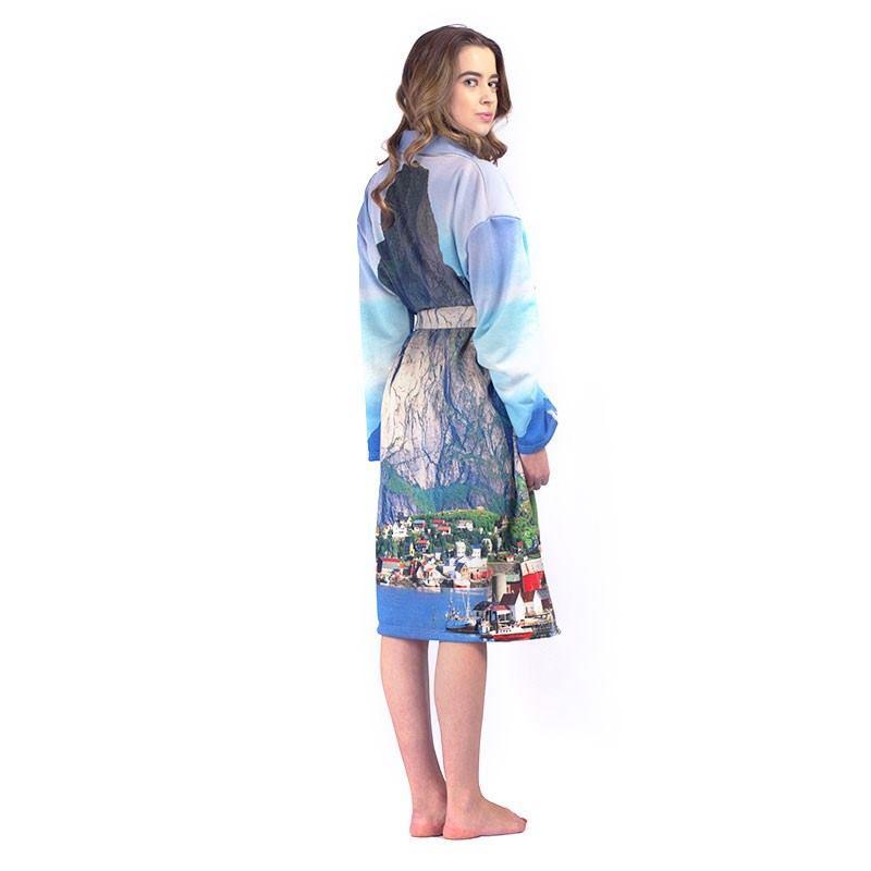 Personalized Bathrobes | Custom Bathrobes With Photos & Text